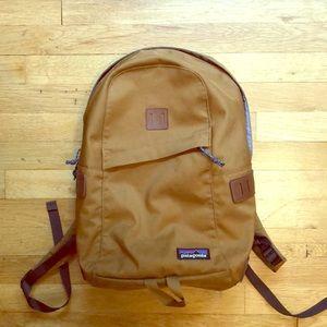 PATAGONIA brown backpack